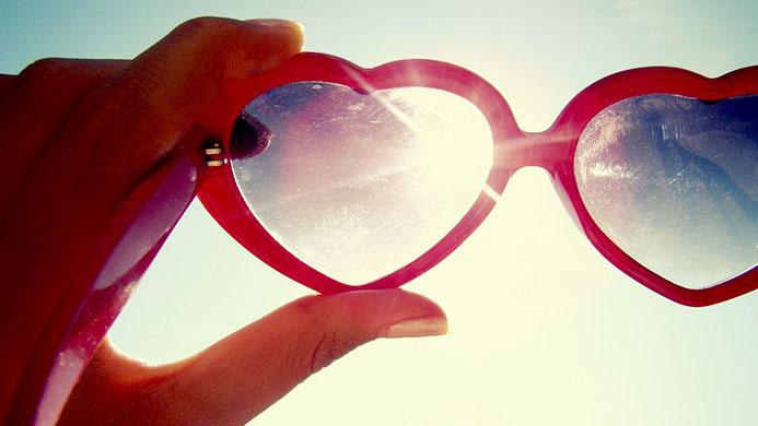 Венера в Риби - времето на розовите очила