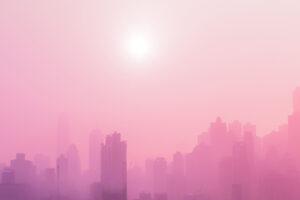 розова мъгла